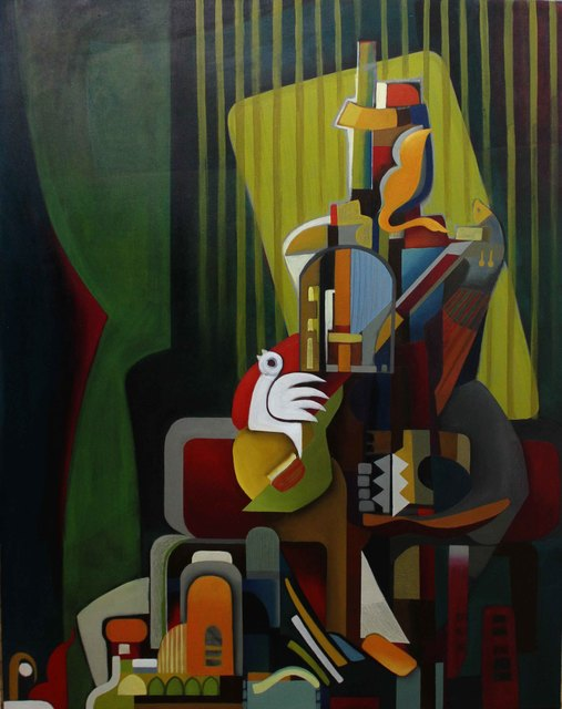 , 'Storyteller,' , Art Acacia