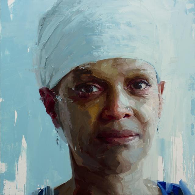 , 'Aisha Patrice,' 2018, LeMieux Galleries