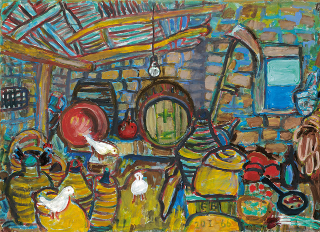 , 'The Farmer´s Treasure Chamber,' 1966, Galerie Bei Der Albertina Zetter