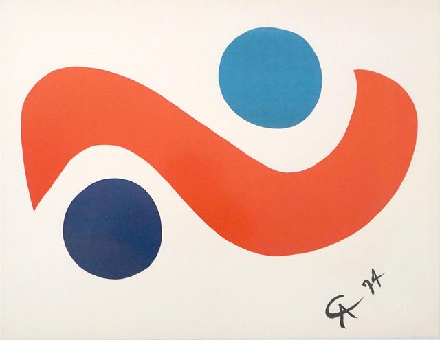 Alexander Calder, 'Skybird ', 1974, Pascal Fine Art