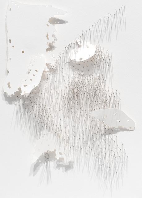 , 'Frontière 1,' 2017, L'Atelier 21