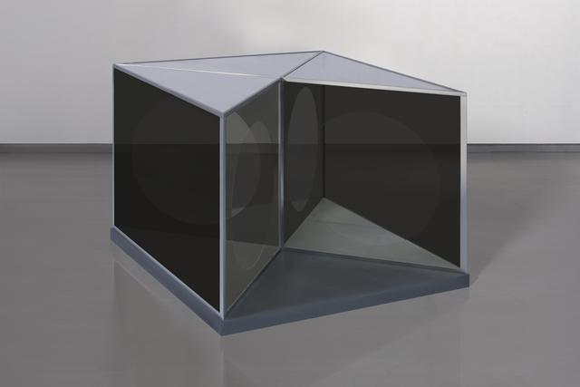 , 'Pavilion influenced by Moon Windows (Variation D),' 2017, Galeria Filomena Soares
