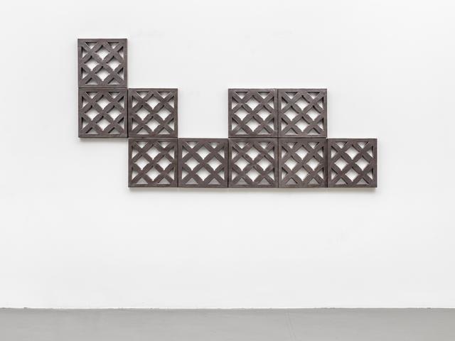 , 'Framework,' 2015, Buchmann Galerie