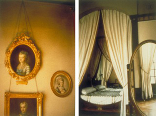 , 'Ladies Portrait and Oval Bed (Diptych),' 1993, Winston Wächter Fine Art
