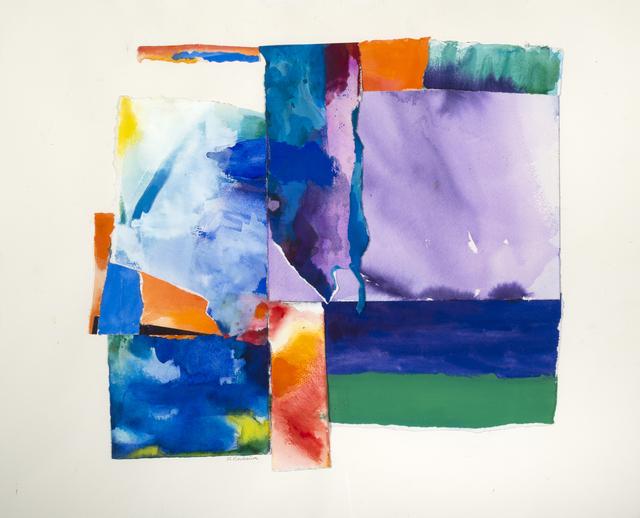 Sandra Benhaim, 'Composite 4', 2018, InLiquid
