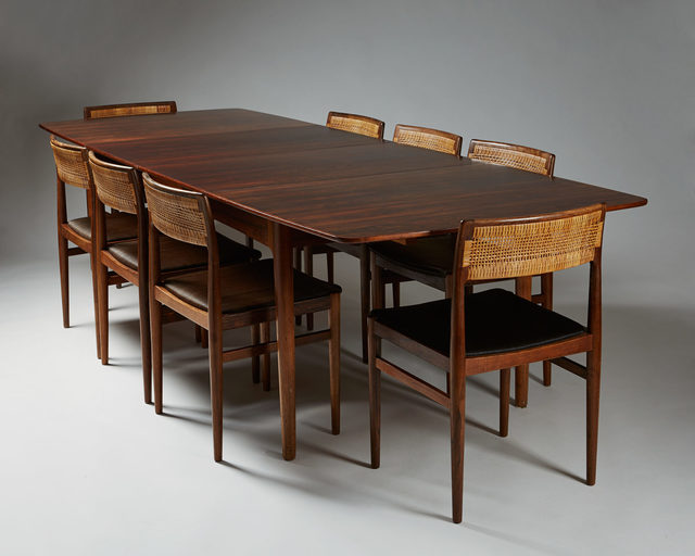 , 'Dining set ,' ca. 1950, Modernity
