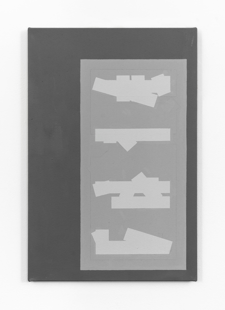 , '4blocks2,' 2018, UNION Gallery