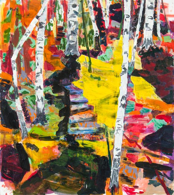 Allison Gildersleeve, 'A Walk in the Park', 2018, Valley House Gallery & Sculpture Garden