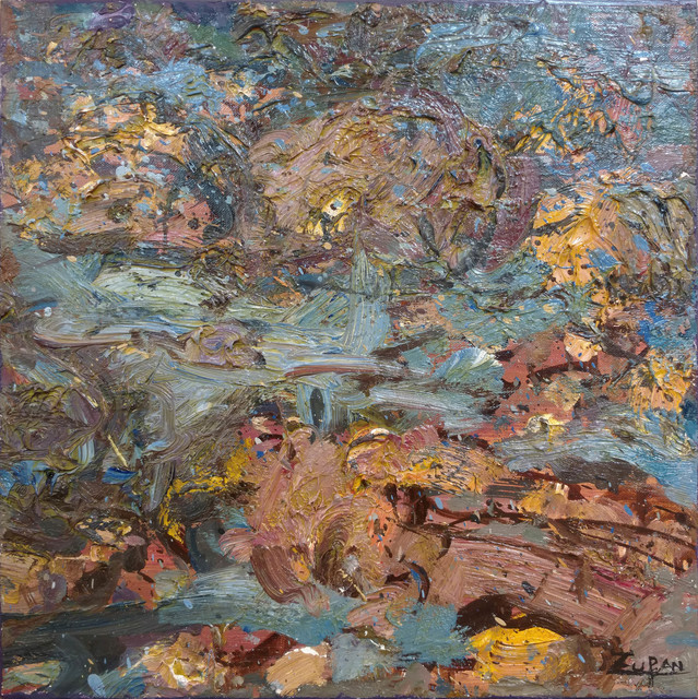 , 'Shore Detail,' 2017, Galerie d'Orsay