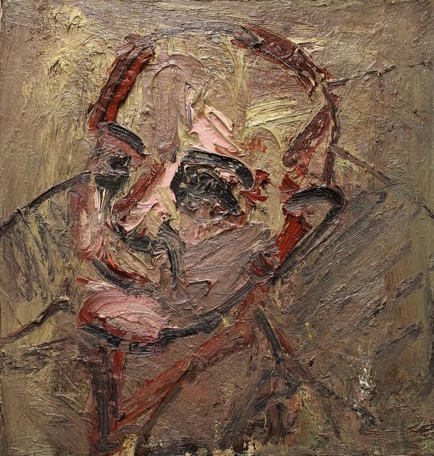 , 'Leigh G,' 2017, Castlegate House Gallery