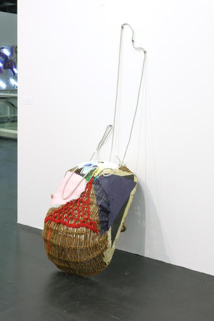 , 'Munster Basket,' 2019, Galerie nächst St. Stephan Rosemarie Schwarzwälder