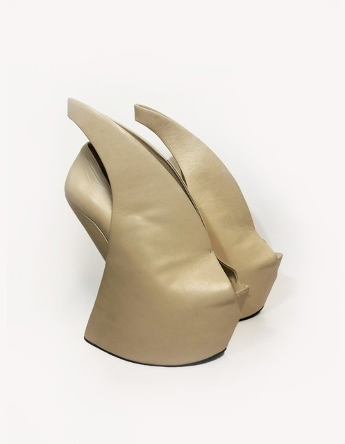 Iris van Herpen, 'Biopiracy Shoes creme', 2014, Rademakers Gallery