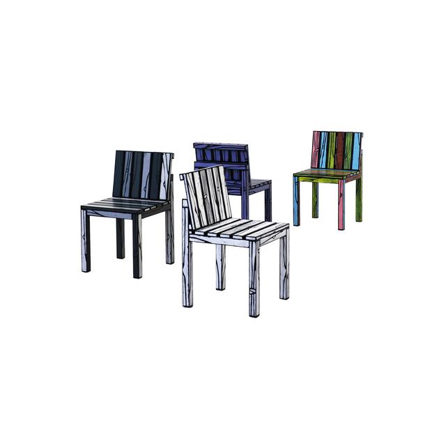 , 'Logo Chair White,' 2013, Galerie VIVID