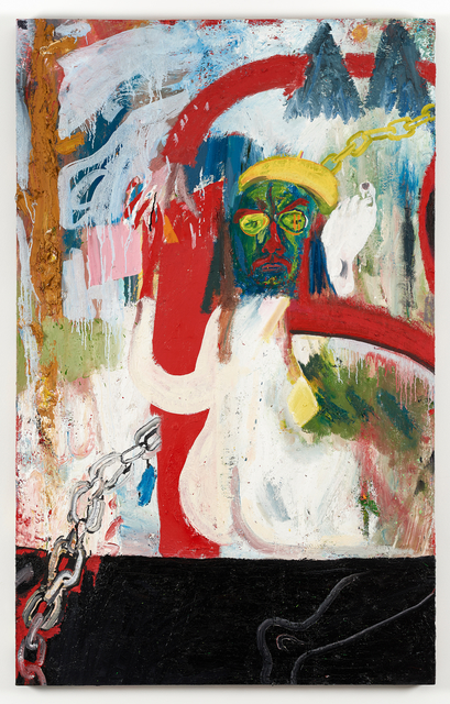 , 'Dupply Self Conqueror,' 2016, Pilar Corrias Gallery