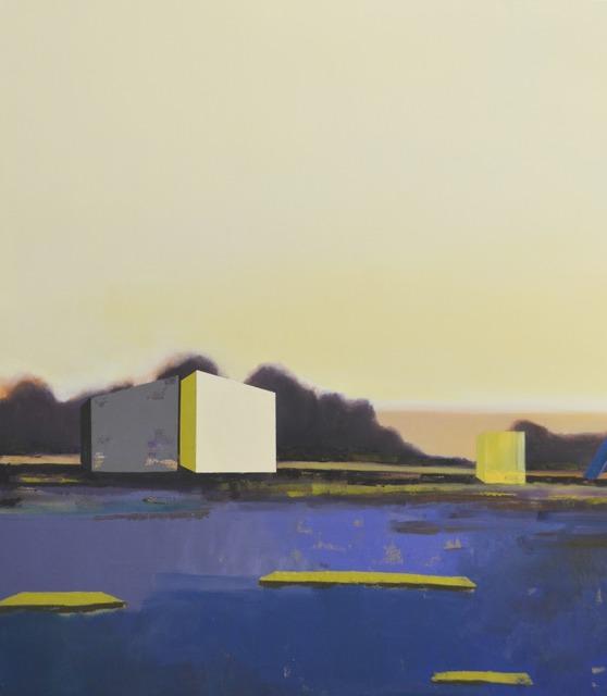 , 'Split,' 2014, Fernando Luis Alvarez Gallery