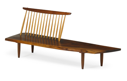Special Bench with Back