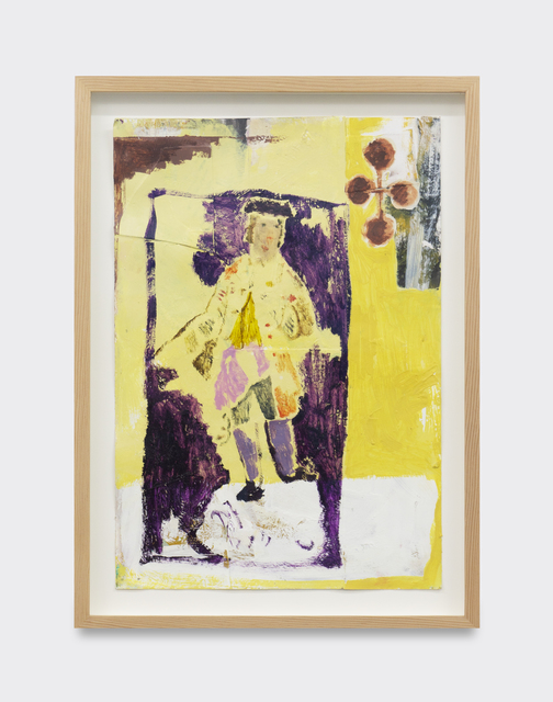, 'Untitled ,' 2019, V1 Gallery