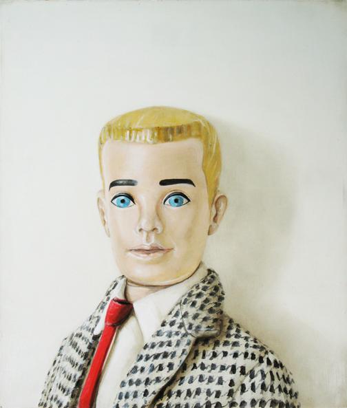 , 'Ken, Blonde,' 2015, Clark Gallery