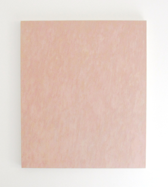 , 'FP: Rose Painting,' 1993, Galerie Mark Müller