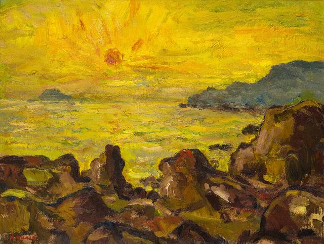 , 'Seascape Sunrise,' , Liang Gallery