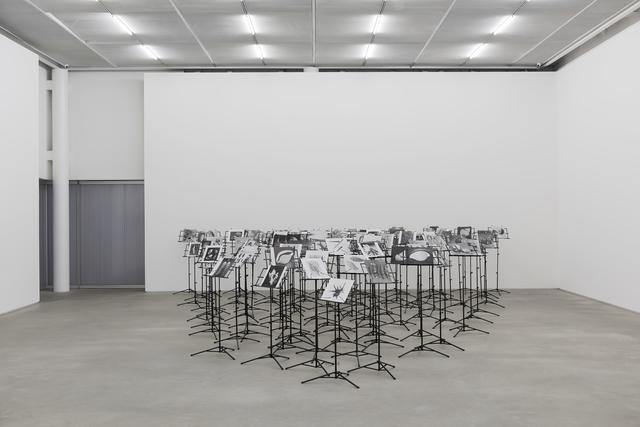 , 'Ópera do vento [Wind opera],' 2017, Casa Triângulo