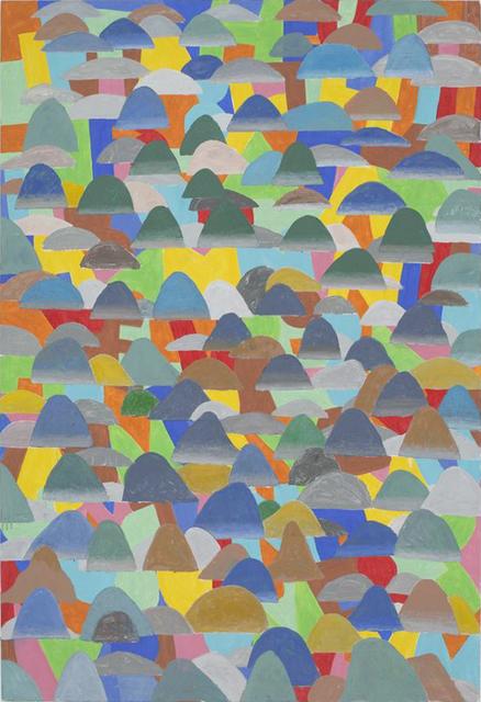 , 'Mantra Hills 1,' 2013, Charles Nodrum Gallery
