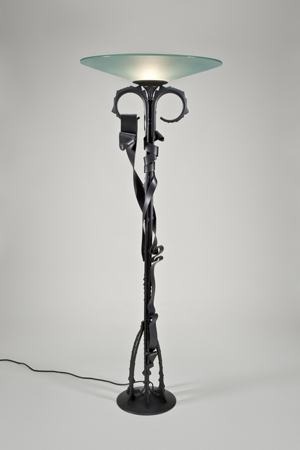 Albert Paley, 'Millennium Floor Lamp', 1999, The Modern Archive