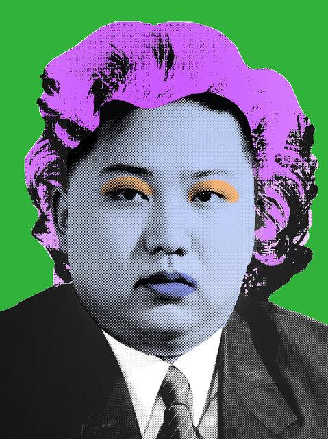, 'Kim Jong-un ,' 2016, Imitate Modern