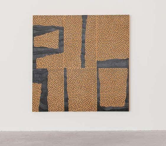 , '15 04 04 la tierra del sol,' 2015, Valérie Bach