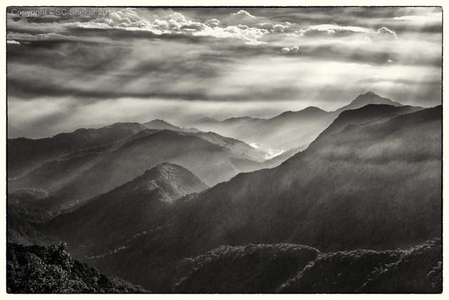 , 'Light of God - Cameron Highlands, Pahang, Malaysia,' 2012, SCShekar