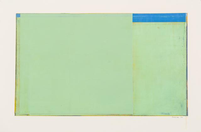 , 'Untitled (WOP-4),' 2014, Bentley Gallery