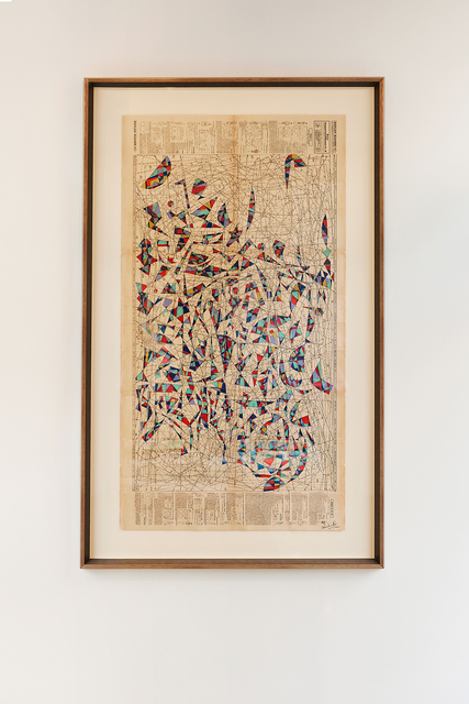 , 'The Maze of Time,' 2016, Gallery Elena Shchukina