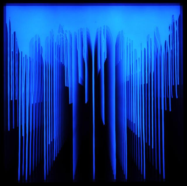 , 'Drip - Blue,' 2014, C. Grimaldis Gallery