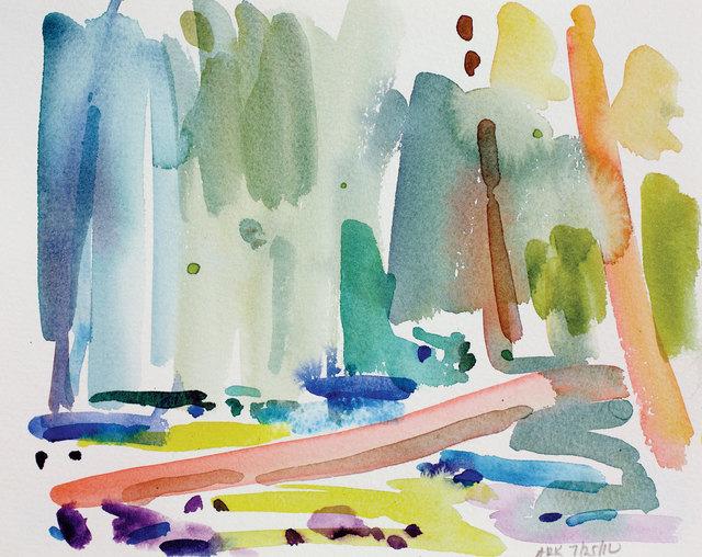 Arthur Kvarnstrom, 'Dunfield Creek 27', 2010, Prince Street Gallery
