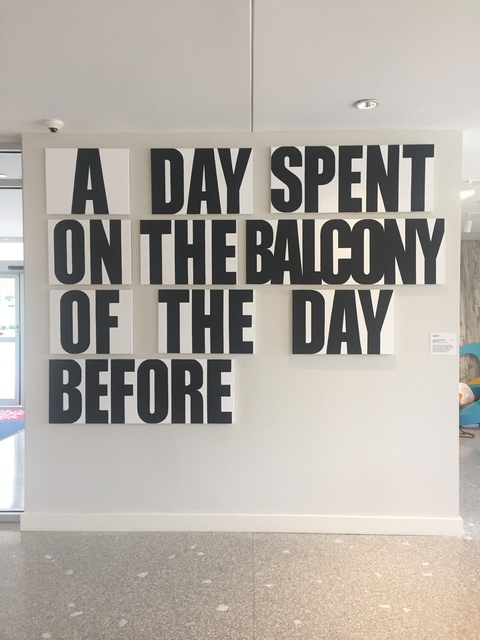 , 'A Day Spent (calendar piece),' 2018, InLiquid