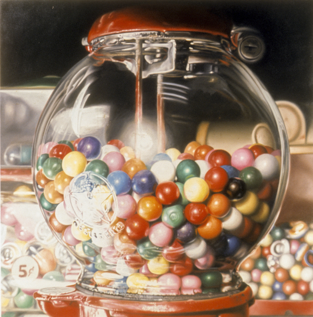 , '5 Cent Special, Gumball No. 12,' 1976, Louis K. Meisel Gallery
