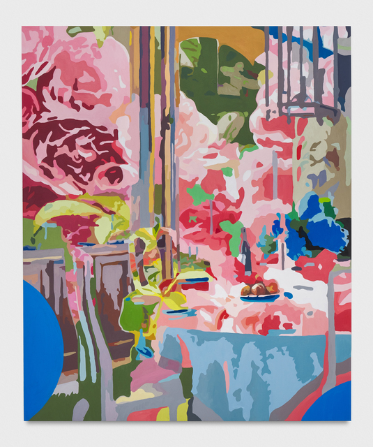 , 'Red, Green, and Blue,' 2019, PARISTEXASLA