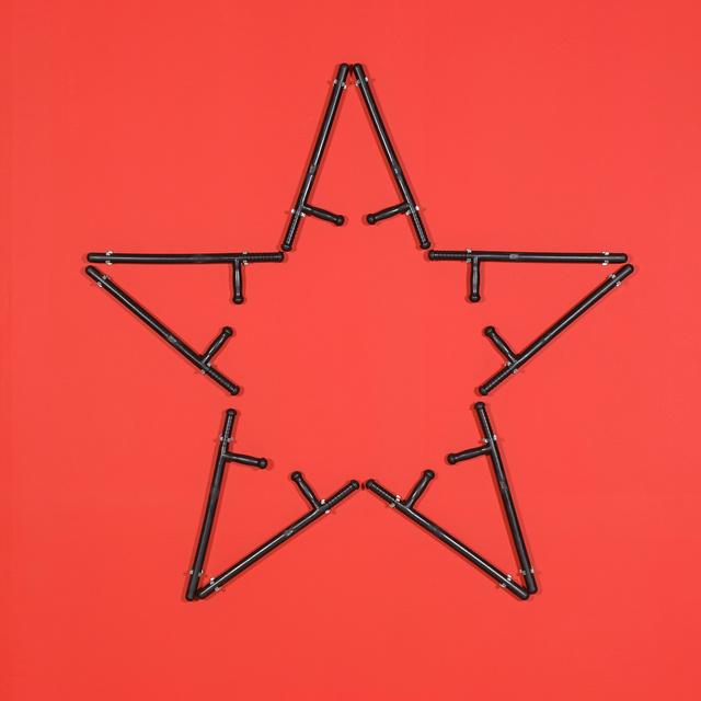 , 'T.W. Batons (Pentagram),' 1994, Goodman Gallery