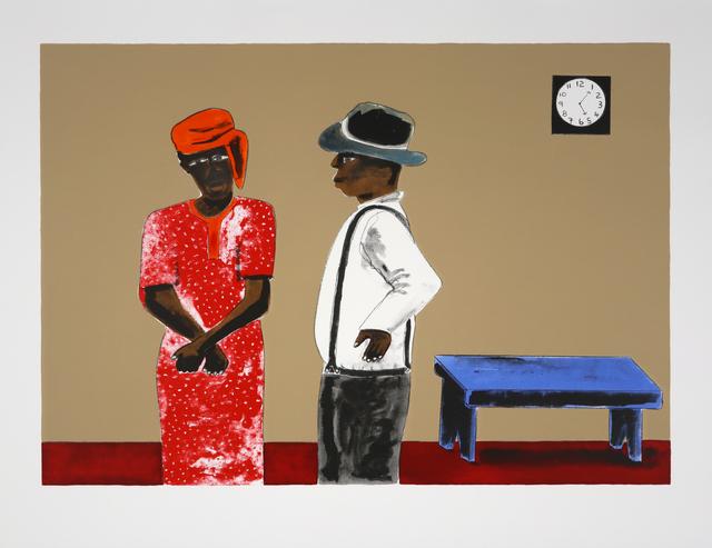 , 'SASSA?!,' 2018, Goodman Gallery