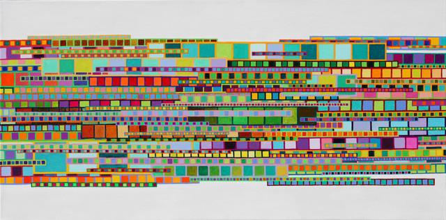 , 'The Transit of Spring,' 2017, InLiquid