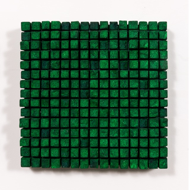 , 'Untitled (Green),' 2015, JanKossen Contemporary