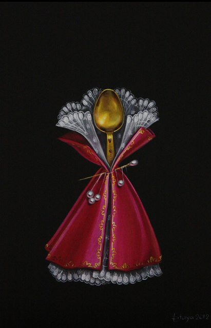 Leila Ataya, 'Queen ', Dorothy Circus Gallery