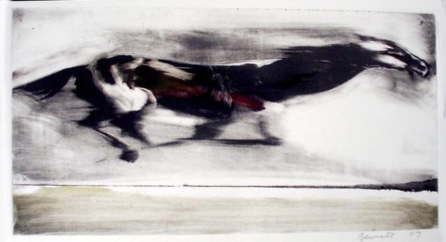 , 'Horse in Motion,' 1997, Tabla Rasa Gallery
