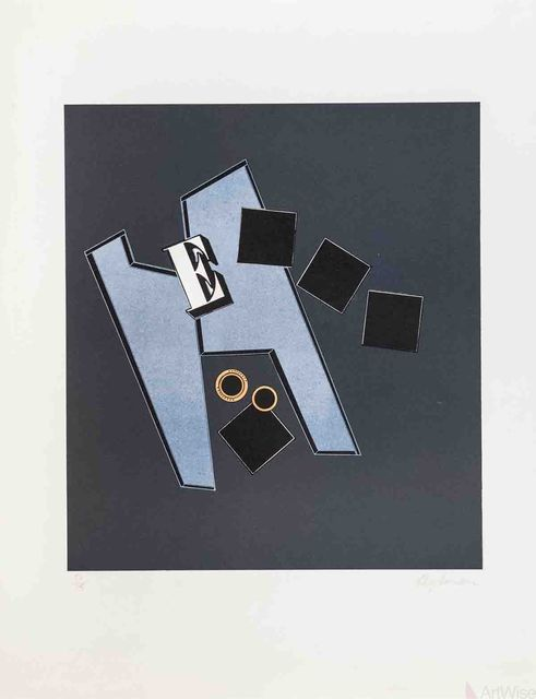 Unknown, 'The Letter E', 1975, ArtWise