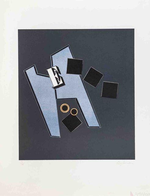 , 'The Letter E,' 1975, ArtWise