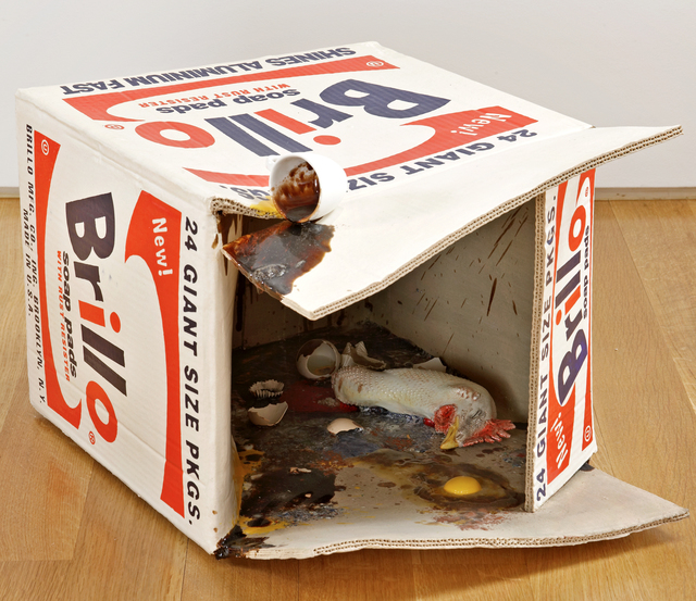 , 'Cover,' 2003, Sperone Westwater