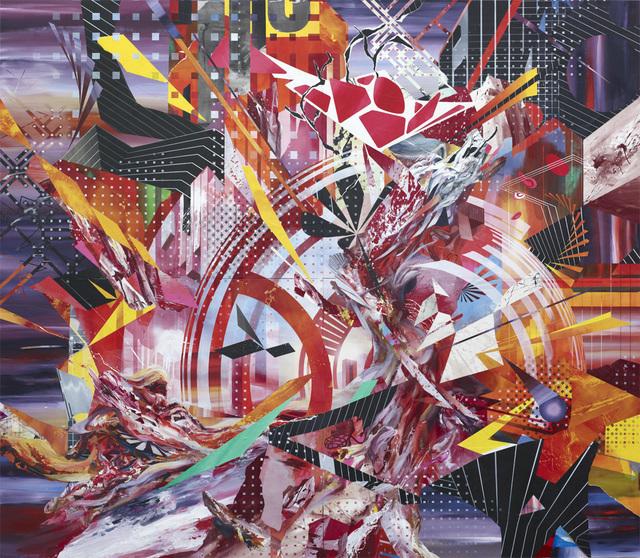 , 'Dispersion,' 2014, Mirus Gallery