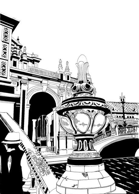 , 'Souvenirs de Séville #7,' 2019, L'Atelier 21