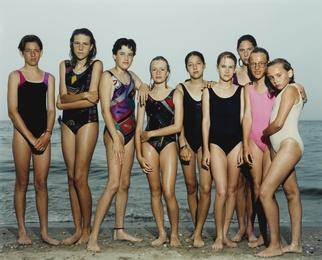 Castricum aan Zee, The Netherlands, June 1992