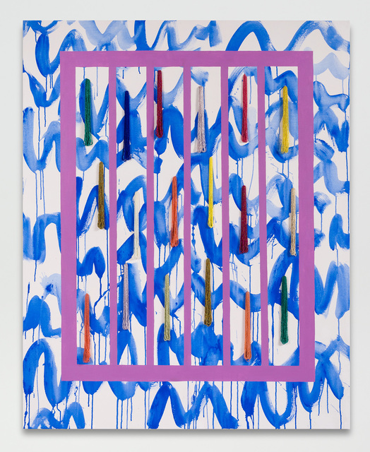 , 'Waves,' 2016, Lehmann Maupin